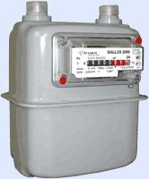 счетчик газа Gallus 2000 G4.0
