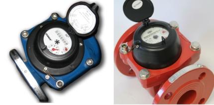 Cчетчики воды ВДТХ-50 и ВДТГ-50