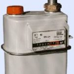 Счетчик газа BK G4T v2